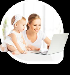 Enfermera del bebé - Consulta online
